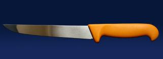 επαγγελματικό μαχαίρι κρεοπωλείου σφαγείου κρεοπωλείο σφαγείο stainless ανοξείδωτο τρυπήματος